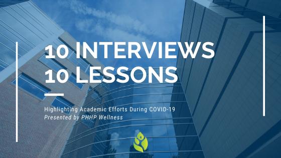 10 interviews
